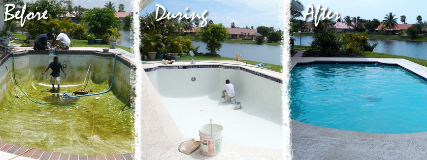 Pembroke Pines Pool Renovation