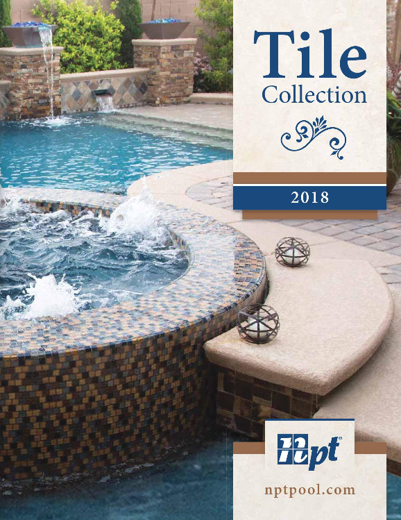 Pool tile repair replacement options